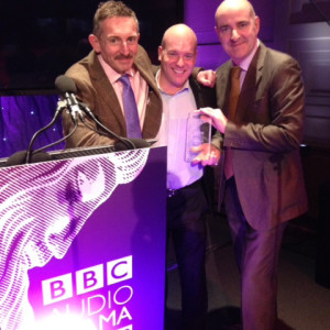 Doctor Who: Dark Eyes Wins BBC Audio Drama Award!