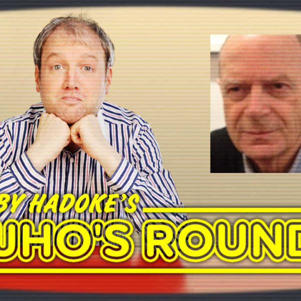 Doctor Who: Toby Hadoke's Who's Round 40 (February #01)