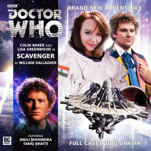 Doctor Who: Scavenger and The Crooked Man Released