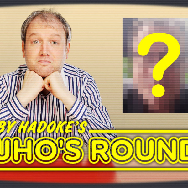 Doctor Who: Toby Hadoke's Who's Round 50 (March #10)