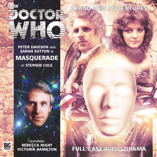Trailer for Doctor Who: Masquerade Now Live!