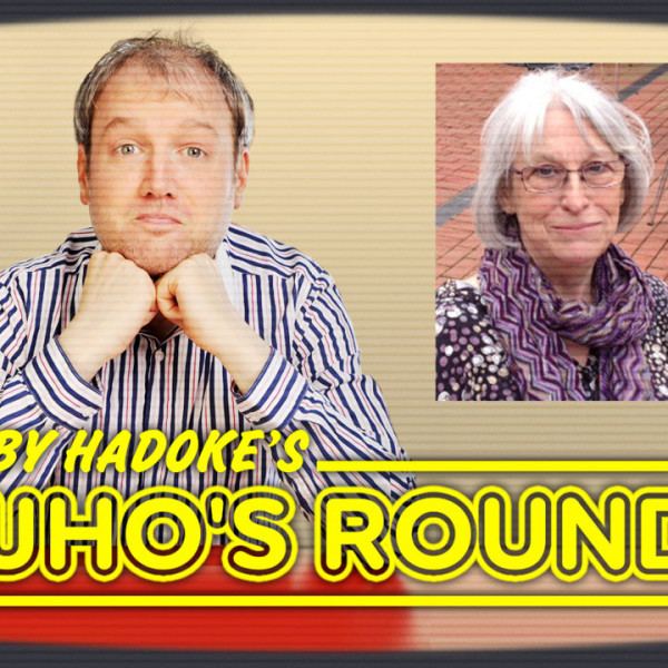 Doctor Who: Toby Hadoke's Who's Round 52 (March #12)