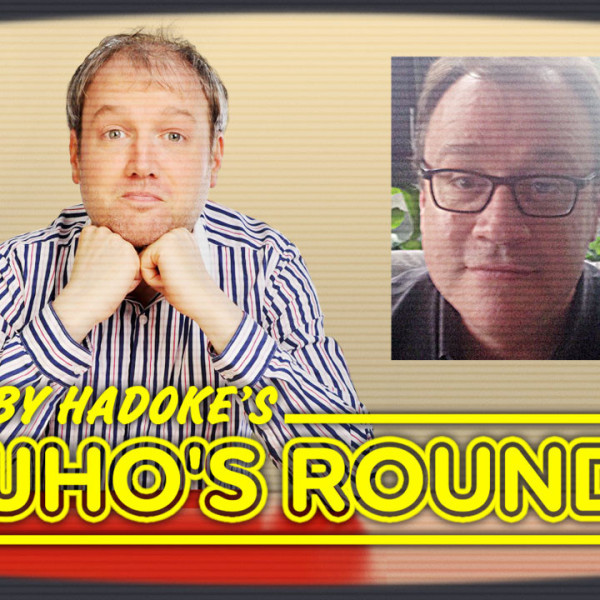 Doctor Who: Toby Hadoke's Who's Round 54 (April #02)