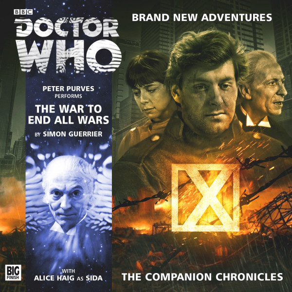 Blake's 7: Mirror and Doctor Who: The War to End All Wars Out Now!