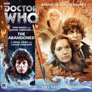 Doctor Who: The Abandoned Cover Released