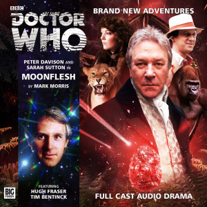 Doctor Who: Moonflesh and The Evil One Out Now