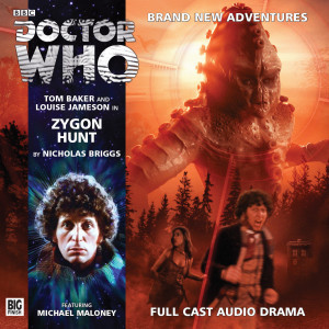Zygon Hunt Cover and The Abandoned Trailer Out!
