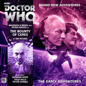 Cover for Doctor Who: The Bounty of Ceres Revealed