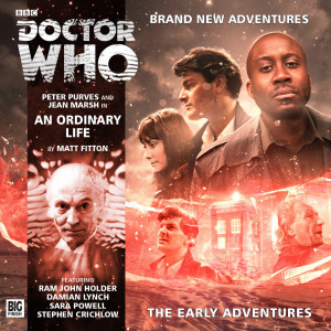 Cover for Doctor Who: An Ordinary Life Released
