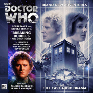 Doctor Who: Breaking Bubbles - Podcast (July #07)