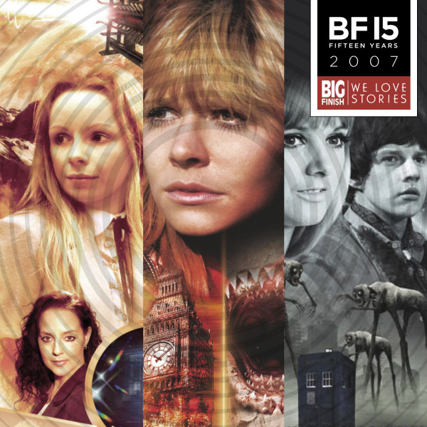 Big Finish's 15th Anniversary of Doctor Who releases - Offer 9!