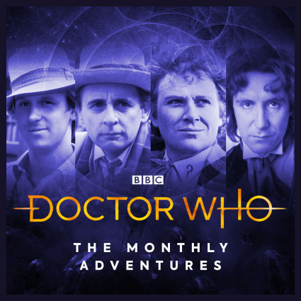 Doctor Who - The Monthly Adventures