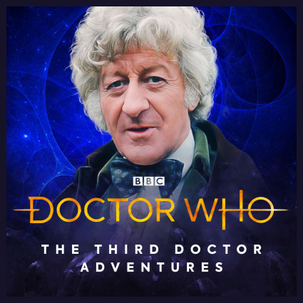 Doctor Who - The Third Doctor Adventures