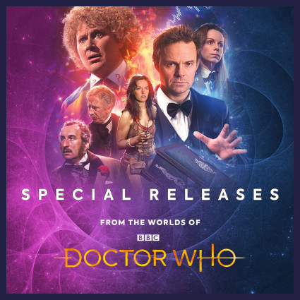 The Worlds of Doctor Who - Special Releases