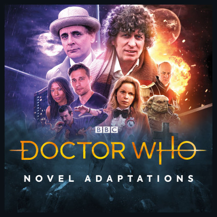 Doctor Who - Novel Adaptations