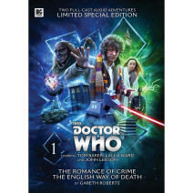 Doctor Who: Novel Adaptations Volume 01: The Romance of Crime/The English Way of Death (Limited Edition)