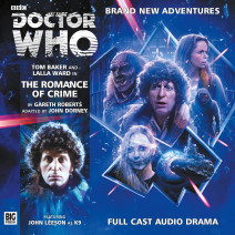 Doctor Who: The Romance of Crime (Standard Edition)