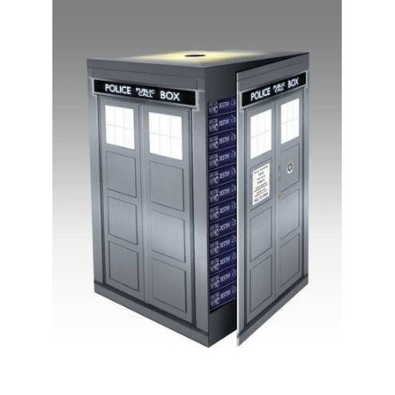 Doctor Who - Destiny of the Doctor (AudioGo Limited Edition)