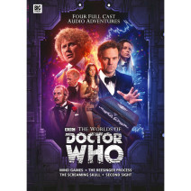 Doctor Who: The Worlds of Doctor Who (Limited Edition)