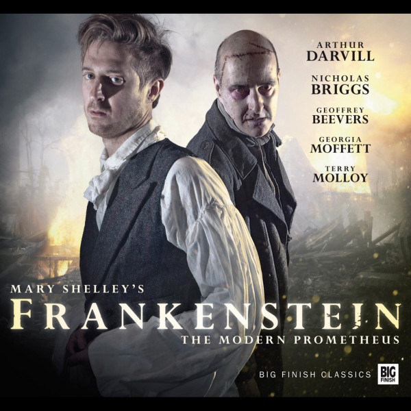 frankenstein audiobook download