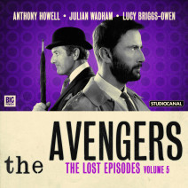 The Avengers: The Lost Episodes Volume 05