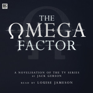 The Omega Factor by Jack Gerson (Audiobook)