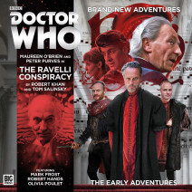 Doctor Who: The Ravelli Conspiracy