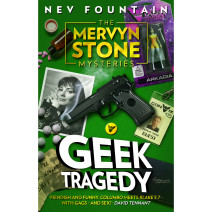 The Mervyn Stone Mysteries: Geek Tragedy (Leatherbound)