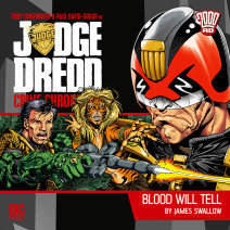 Judge Dredd: Crime Chronicles - Blood Will Tell