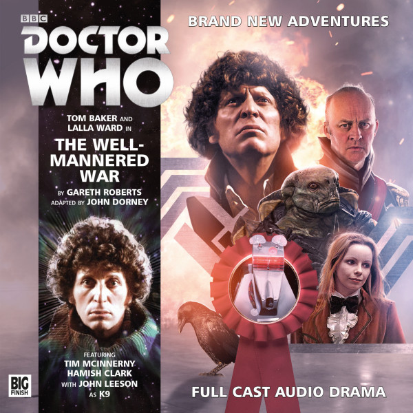 Doctor Who: The Well-Mannered War (Standard Edition)