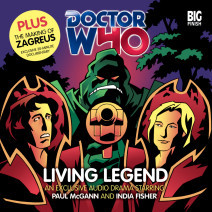 Doctor Who: Living Legend + The Making of Zagreus