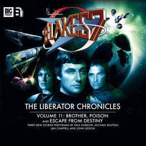 Blake's 7: The Liberator Chronicles Volume 11