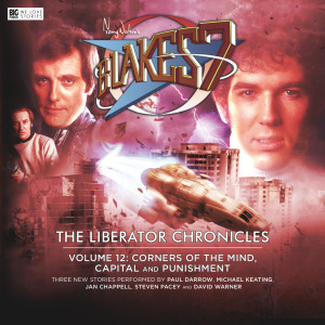 Blake's 7: The Liberator Chronicles Volume 12