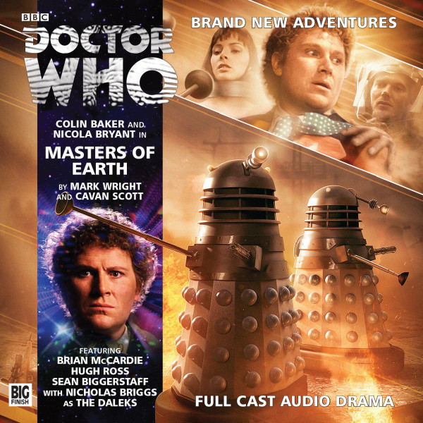 Doctor Who: Masters of Earth Part 1