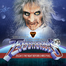 Terrahawks: Zelda's The Night Before Christmas