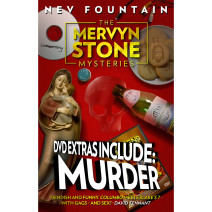 The Mervyn Stone Mysteries: DVD Extras Include Murder (Hardback)