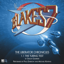 Blake's 7: The Liberator Chronicles: The Turing Test