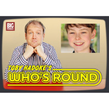 Toby Hadoke's Who's Round: 107: Gareth Jenkins & Alex Midwood