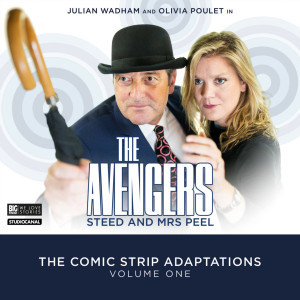 The Avengers: The Comic Strip Adaptations Volume 01: Steed & Mrs Peel