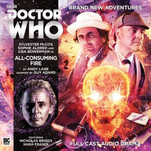 Doctor Who: All-Consuming Fire