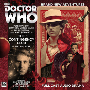 Doctor Who: The Contingency Club