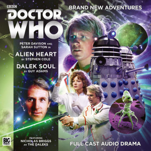 Doctor Who: Alien Heart / Dalek Soul