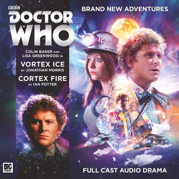 Doctor Who: Vortex Ice / Cortex Fire