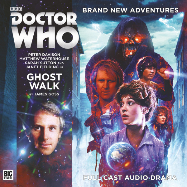 Doctor Who: Ghost Walk