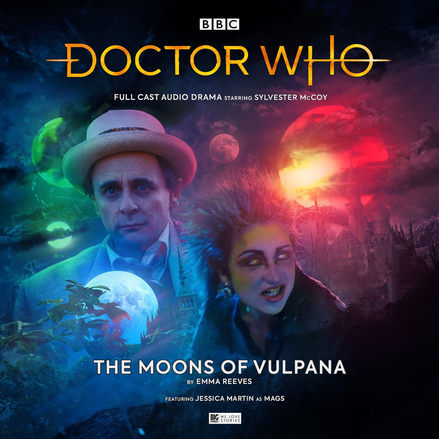 Doctor Who: The Moons of Vulpana