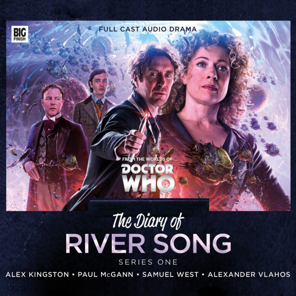 The Diary of River Song Series 01
