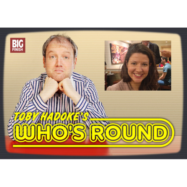 Toby Hadoke's Who's Round: 121: Eirlys Bellin