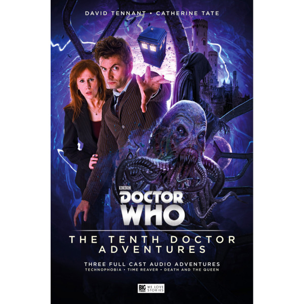 Doctor Who: The Tenth Doctor Adventures Volume 01 (Limited Edition)