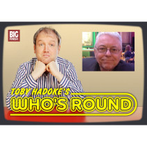 Toby Hadoke's Who's Round: 166: Stephen Gallagher Part 1