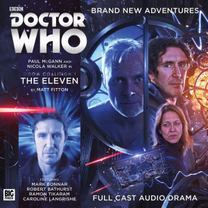 Doctor Who: Doom Coalition 1.1 The Eleven (DWM500 promo)